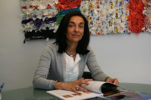 Girona. Teresa Casas, nova presidenta del Col·legi Oficial de Decoradors i Dissenyadors d'Interiors de Catalunya-Girona